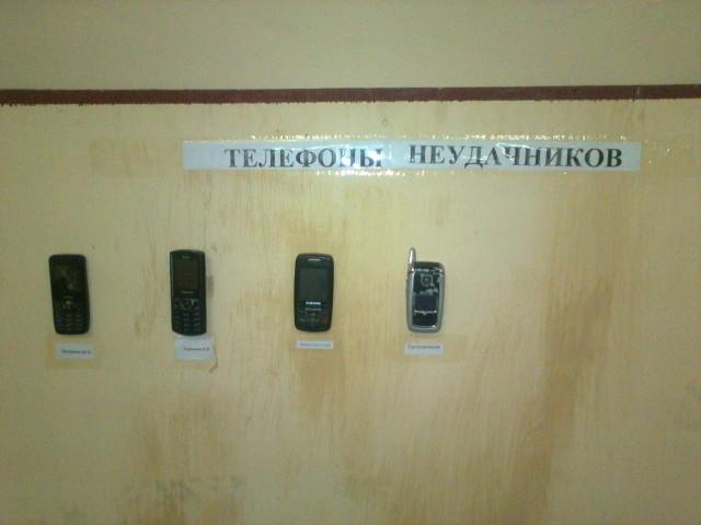 Как поступают с изъятыми у военнослужащих телефонами в воинских частях