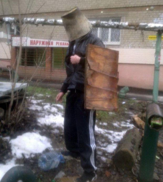 Странные русские развлечения