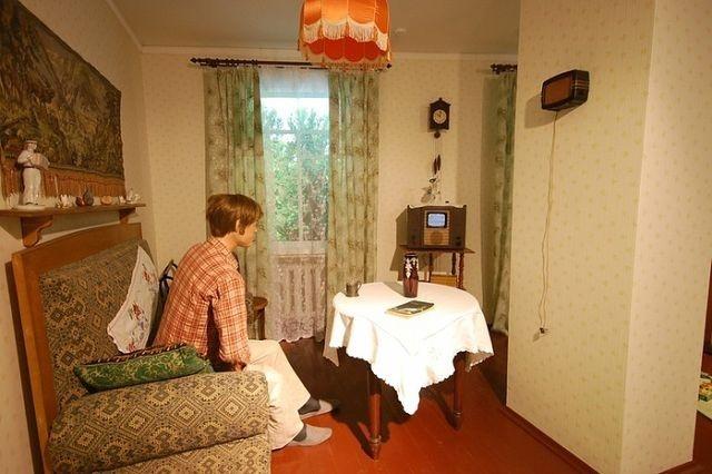 Типичные интерьеры отечественных квартир