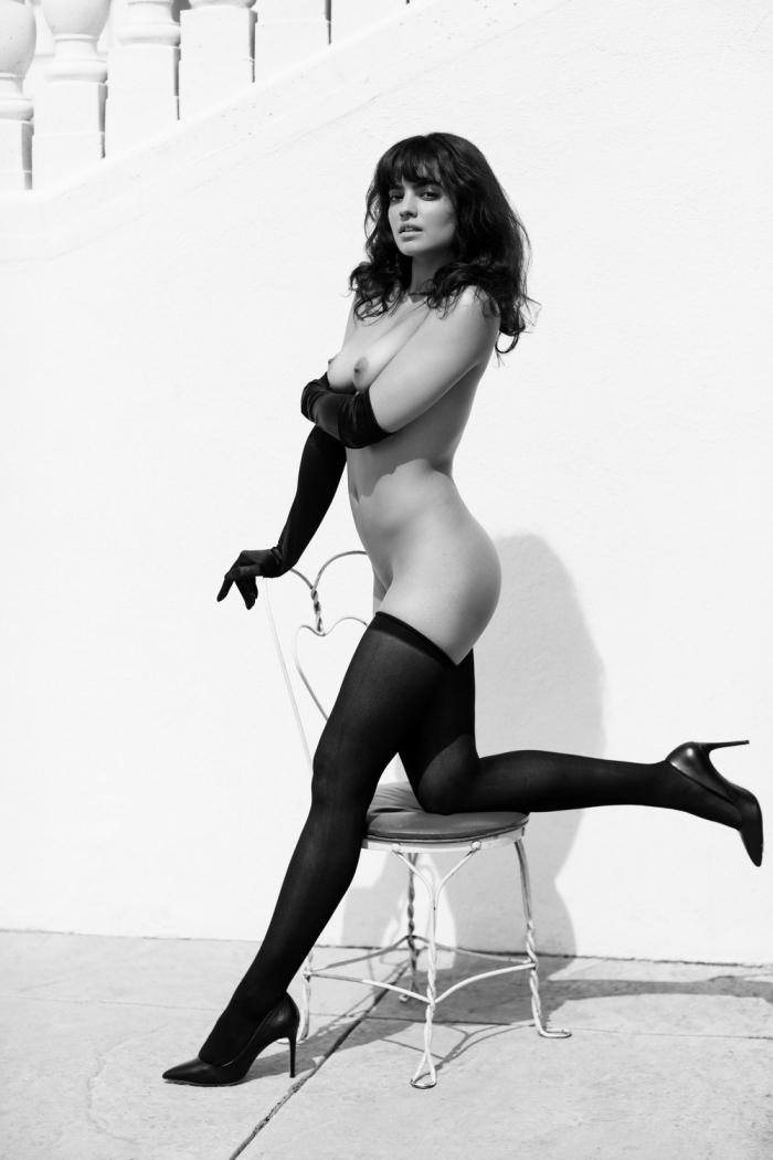 Нина Даниэле в журнале Playboy