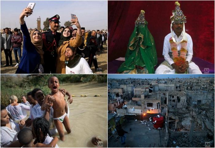 Интересные кадры с Ближнего Востока