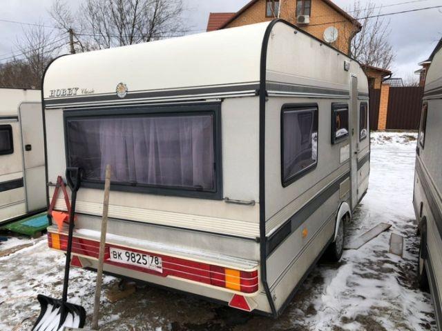 Вездеходный дом на колесах на базе ГАЗ-66