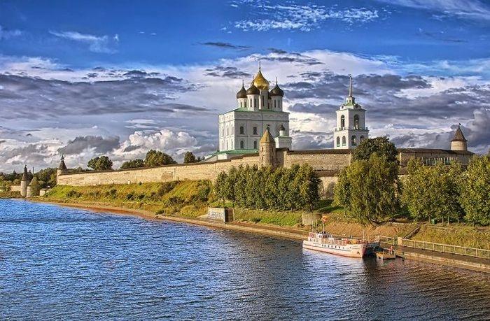 Прекрасные фото с российских просторов