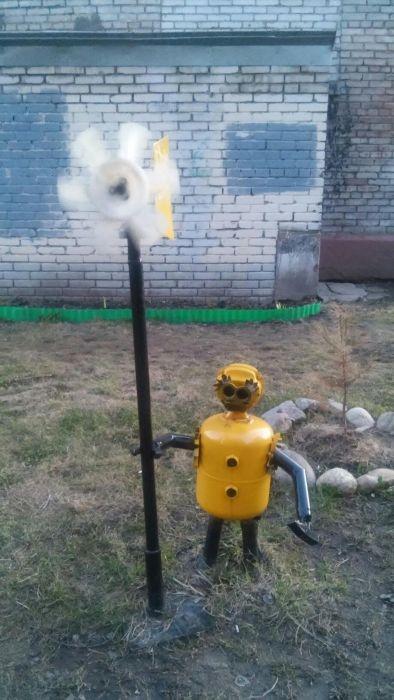 Арт-инсталляции наших дворов
