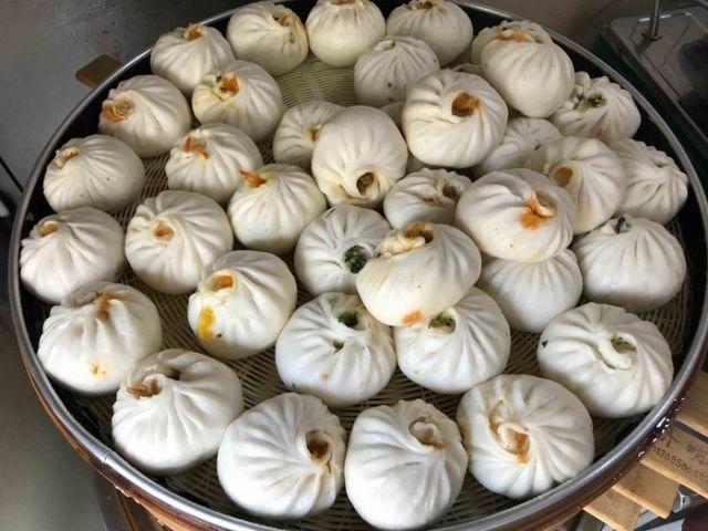 Китаец заплатил 22 000 долларов за порцию пирожков баоцзы