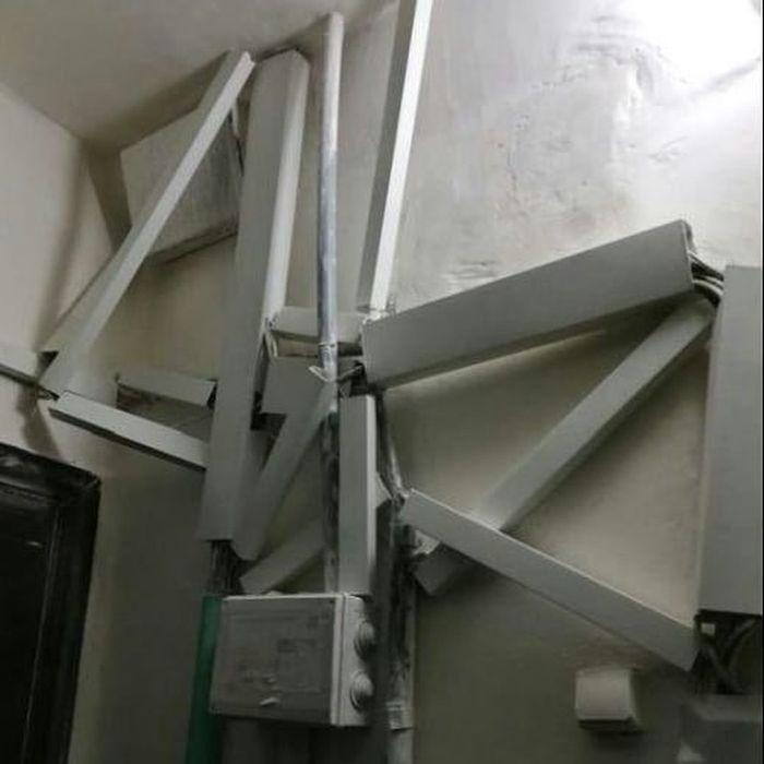 Строительные и ремонтные фейлы