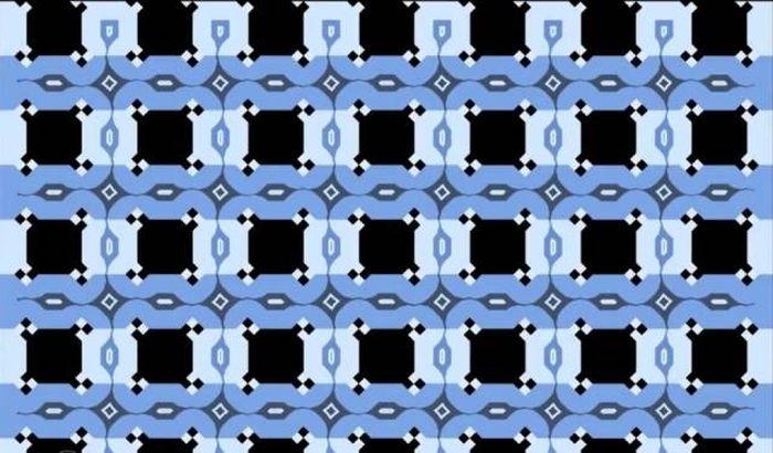 Прикольные оптические иллюзии