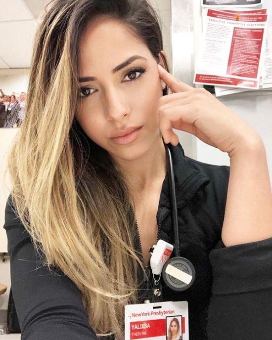 Медсестра, заслуживающая нашего внимания