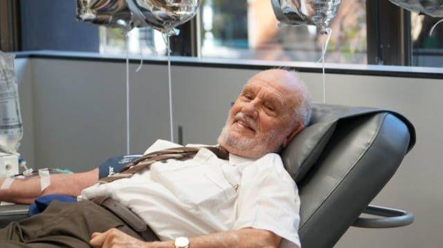Джеймс Харрисон - донор, которому обязаны жизнью 2,4 миллиона человек