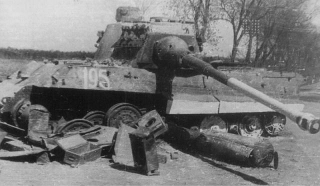 Как немец жить хотел. Воспоминания немецкого танкиста