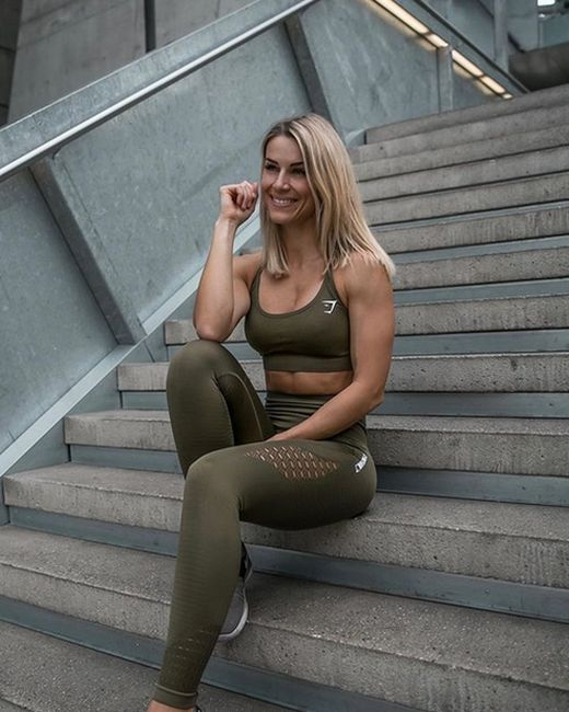 Адрианна Колесзар - самая очаровательная сотрудница полиции