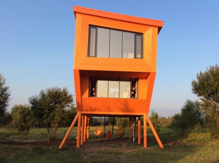 Комплекс гостевых домов «Стадо» в России