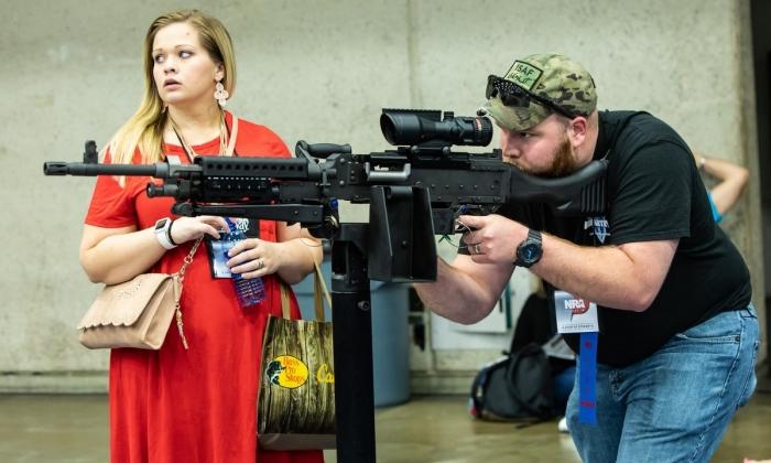 Конвенция Национальной стрелковой ассоциации США