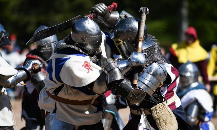 Чемпионат мира по средневековым боям