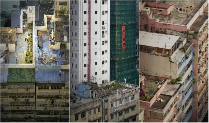«Бетонные истории» жизнь на крышах Гонконга