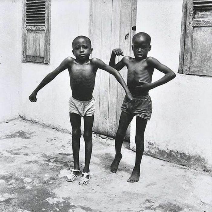 Суровые африканские качалки