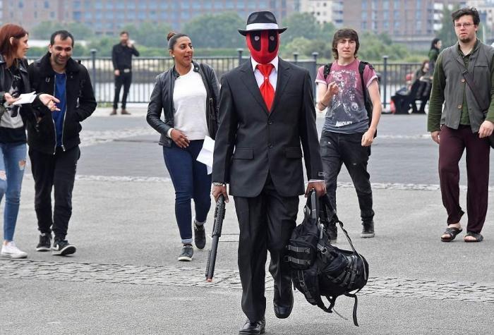 «Комик Кон» в Лондоне