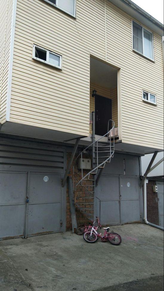 Многоэтажные сочинские гаражи