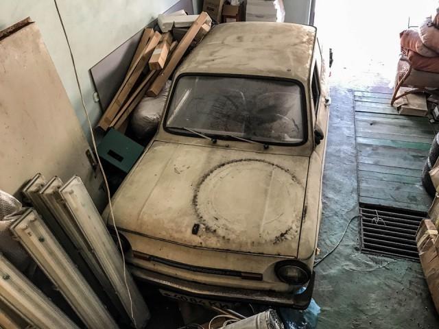 ЗАЗ-968М Запорожец с пробегом 4670 км