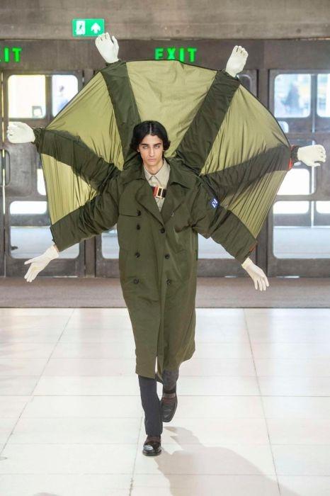 Безумные наряды китайского дизайнера Ксандера Чжоу