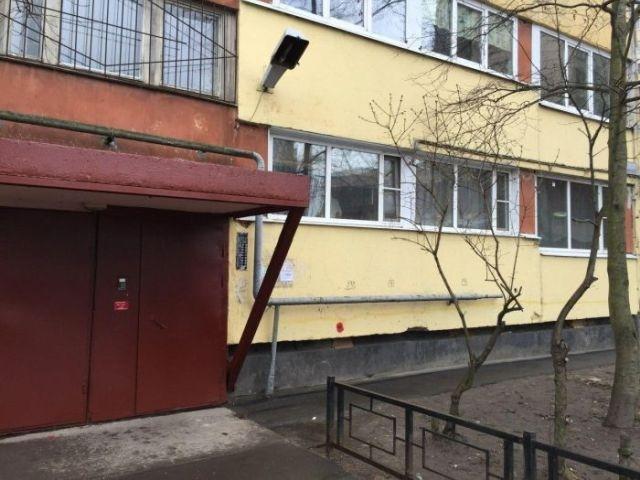 Необычные апартаменты в обычной многоэтажке