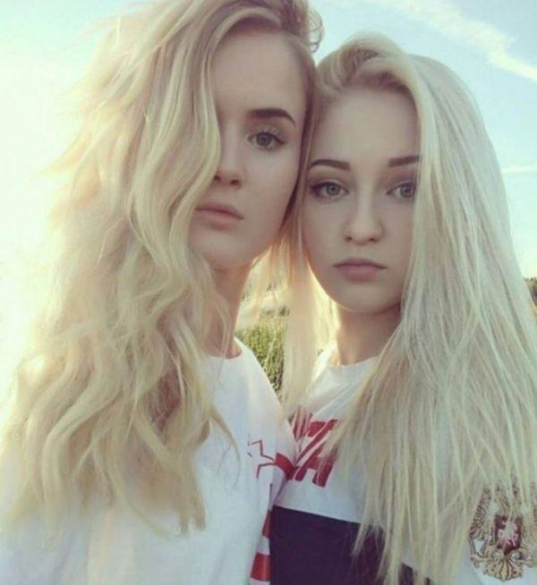 Милые и привлекательные девушки