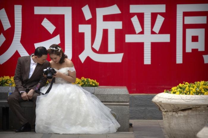 Интересные снимки из Китая