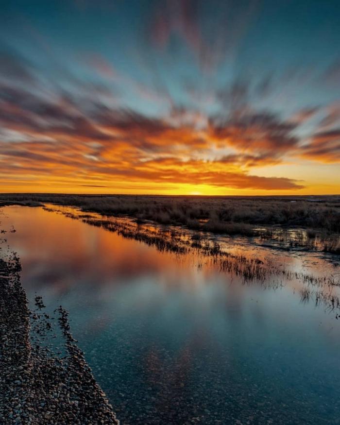 Красивая природа на снимках Марка Джинкса