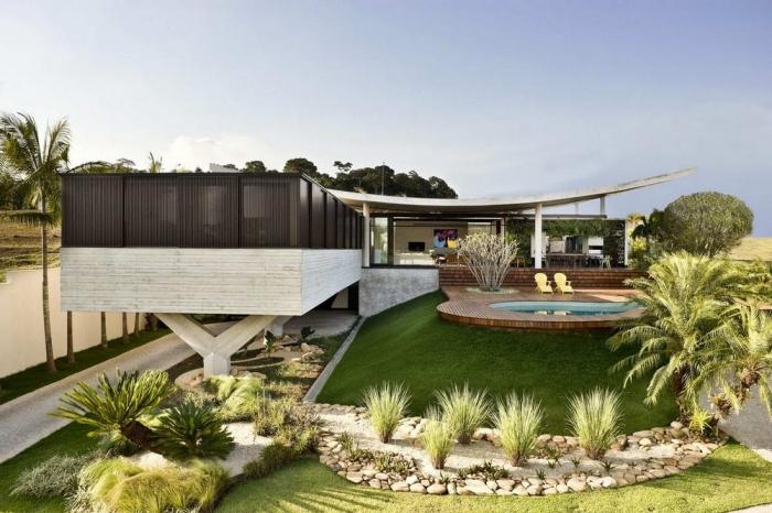 Дом Восхождение в Бразилии