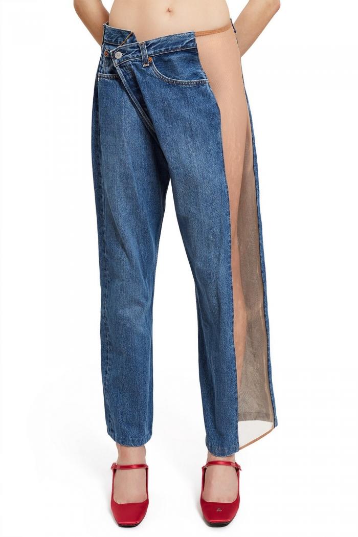 Трусов не надевать: новомодные джинсы за $590