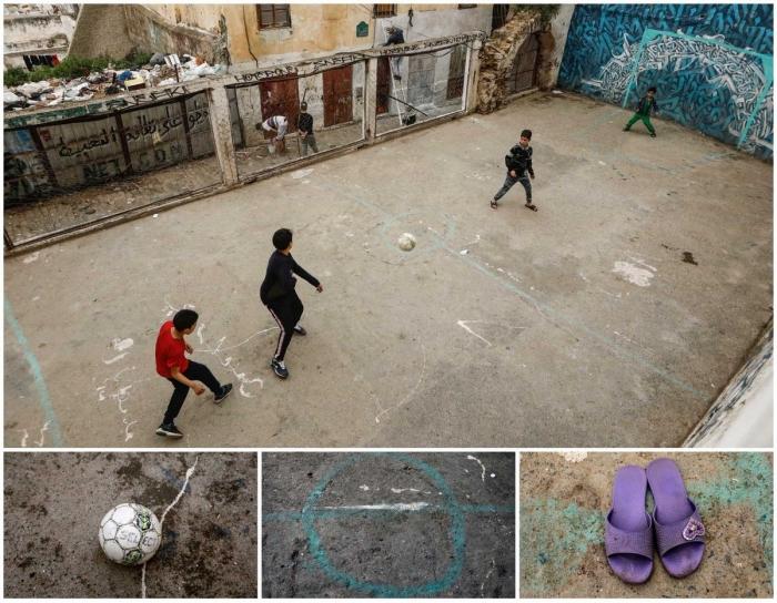 Во всем мире играют в футбол