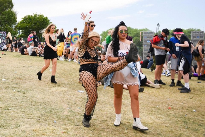 Музыкальный фестиваль Parklife в Манчестере
