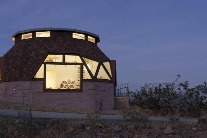 Дом-купол в США