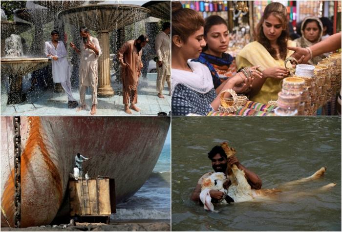 Интересные кадры из Пакистана