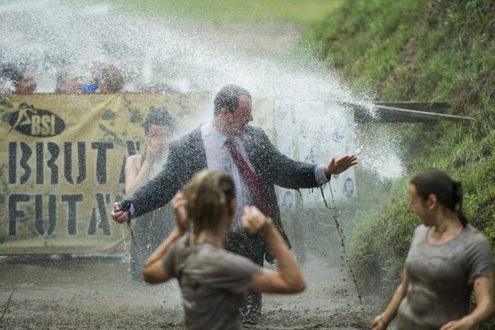 Экстремальный забег в Венгрии