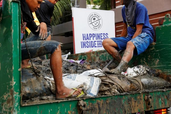 Кадры жизни на Филиппинах