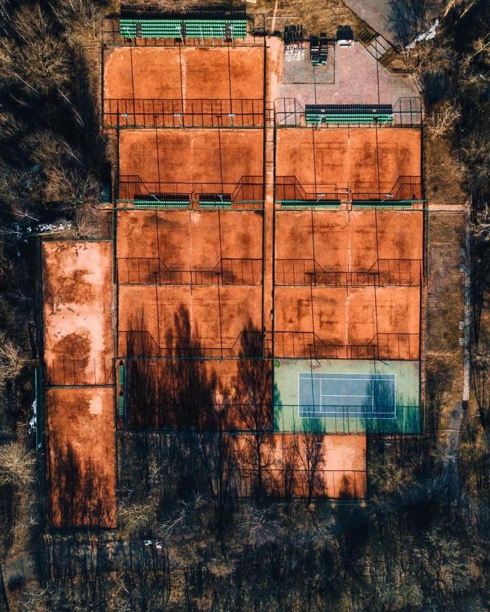 Заброшенные места на просторах нашей бескрайней