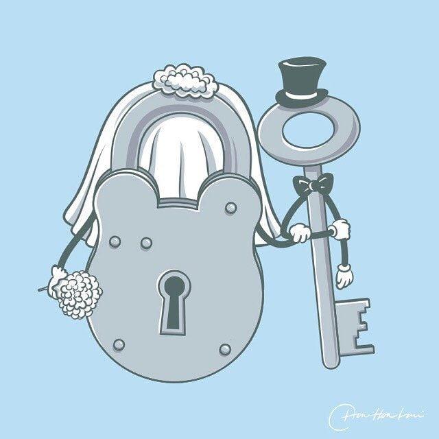 Креативные комиксы от малайзийского художника