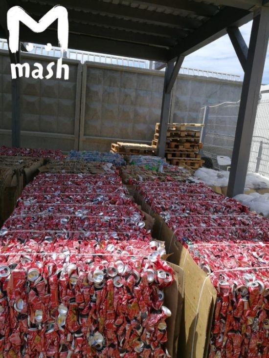 Со стадионов ЧМ 2018 уже было вывезено 220 тонн мусора