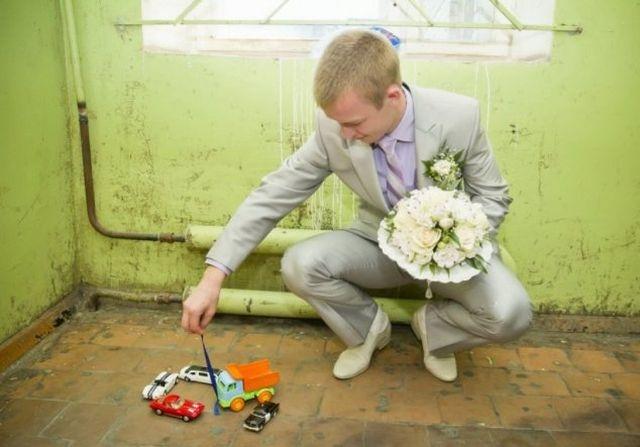 Суровый и беспощадный выкуп невест