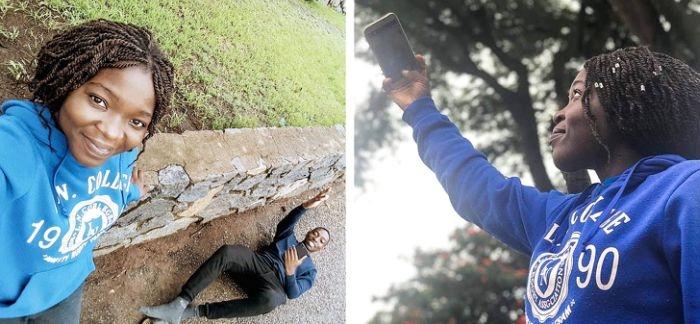 Взгляд со стороны на то, как создаются шедевры для Instagram