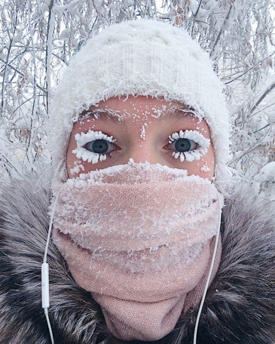 Зима и лето в Якутске всего в двух фотографиях