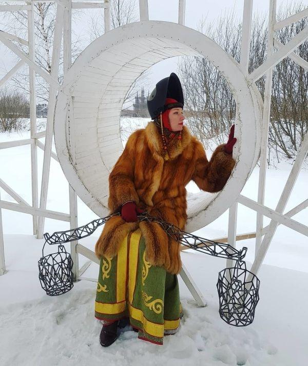 Профессиональная сварщица из Москвы