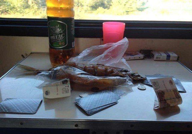Ужасы отечественных поездов