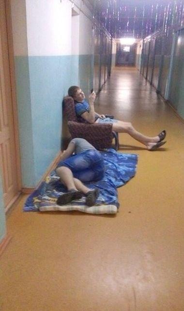 Студенческое общежитие - лучшее место на свете