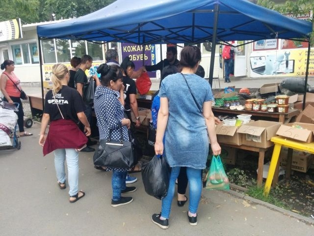 Торговля просроченной продукцией во Владивостоке