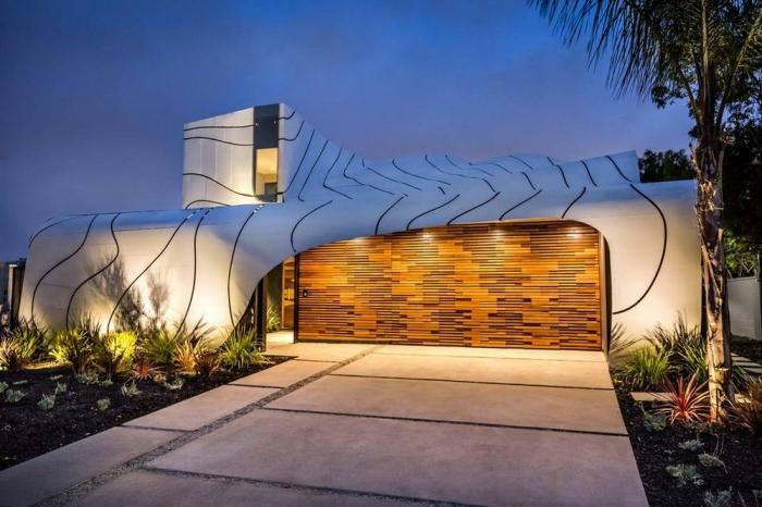 Дом Волна в Калифорнии