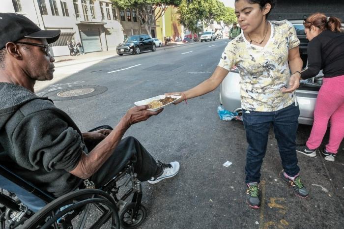 Брутальная реальность жизни на улицах США