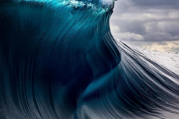 Величественные волны на снимках Эндрю Семарка