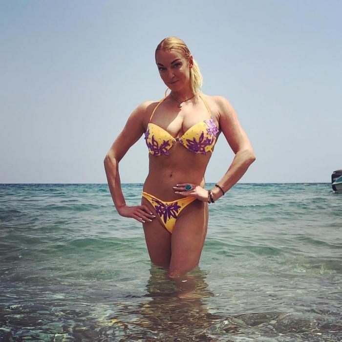 Анастасия Волочкова в Турции